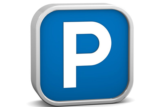 Free parking during stay