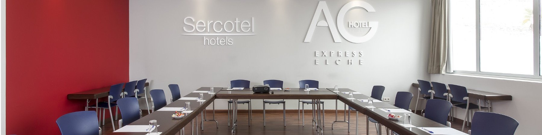 Meeting Rooms - AG Express Elche Sercotel Hotel