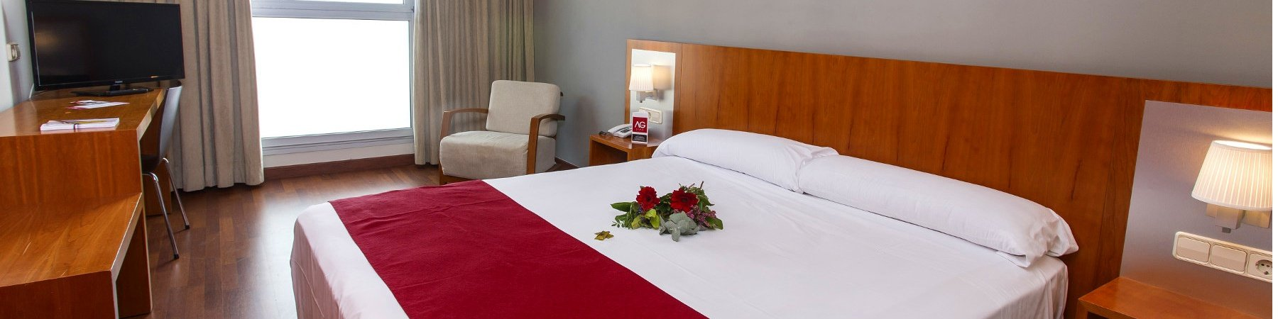 Rooms - AG Express Elche Sercotel Hotel